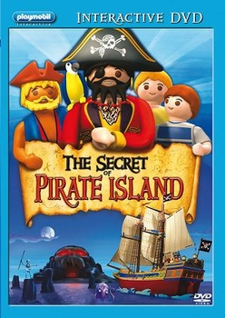 arabic new cartoon dvd the secret of pirarte island proper arabic (fus-ha)  سر جزيره القراصنه