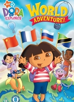 DORA WORLD ADVENTURES ARABIC DVD CARTOON FUS-HA PROPER ARABIC