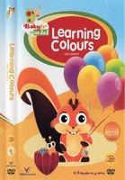 LEARNING COLOURS EDUCTIONAL IN ARABIC LANGAUGE CARTOON DVD BABIES/TODDLERS