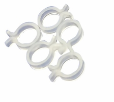 Aquafit Hose Clips'12mm' 5 per pack