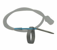 Irrigation Needle with Clip