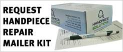 Request Repair Mailer kit