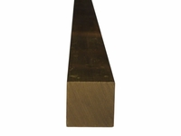 Brass Square Bar 3/4 (Grade 360)