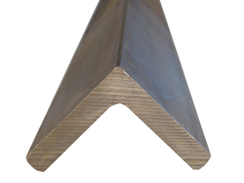 """3//16/"""" Thickness 304 Stainless Steel Angle 3/"""" x 3/"""" x 12/"""""""