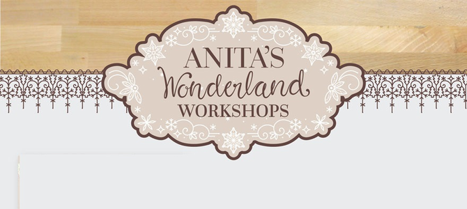 Anita's Embroidery Workshops  - Anita Goodesign  2016