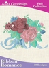 Anita Goodesign Ribbon Romance Cards