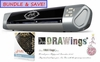 Artistic Edge 15 Digital Cutter with Wireless Connection  PLUS Artistic Suite V 7.0 Software