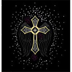 Ascending Cross - Embroidery and Crystal Combo Pack #970518