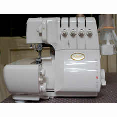 Baby Lock Eclipse DX Serger Machine  BLE1DX-2