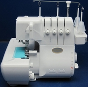 "Baby Lock Eclipse Serger <p> <h2>""The Easiest Threading Serger""</h2></p>"