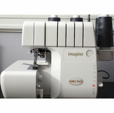 Baby Lock Imagine Serger Machine BLE1AT-2