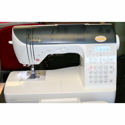 Baby Lock Melody: BLMY-  189 Stitch Computerized Sewing and Quilting Machine