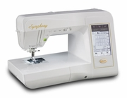Baby Lock Symphony: BLSY Computerized Sewing and Quilting Machine