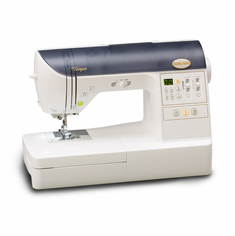 Baby Lock Tempo: BLTP - 80 Stitch Computerized Sewing and Quilting Machine
