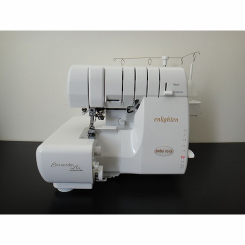 BabyLock Enlighten Serger Machine same as Juki MO-1000