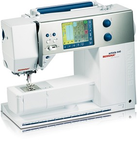 Bernina Artista 640 Sewing and Embroidery Machine