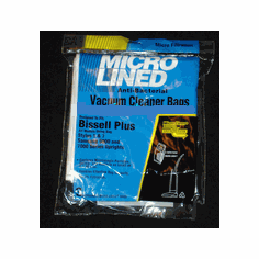 Bissell Style 1 MicroLined Vacuum Cleaner Bags