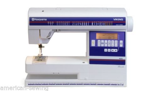 BRAND NEW IN ORIGINAL BOX THE FREESIA 425 HUSQVARNA  VIKING  SEWING MACHINE