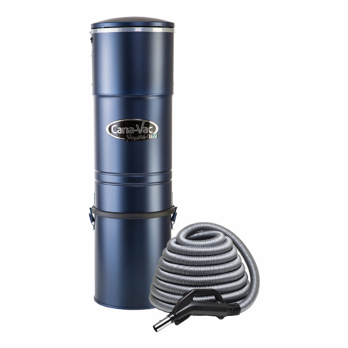 Cana-Vac Signature Series LS-650 Hybrid – Central Vacuum System <p><b> Plus- High Efficiency HEPA Filtration System</p></b>