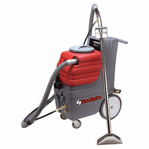 Carpet Cleaners and Extactors