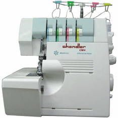 Chandler CM4 Portable Overlock Stitching Machine