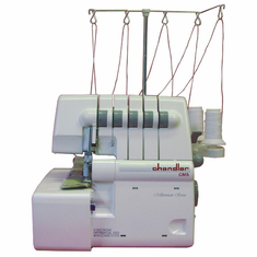 Chandler CM5 Portable Coverlock Industrial Machine