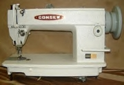 Consew 205 RB-1 Industrial Sewing Machine With Stand