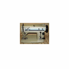 """Consew 2053R Rotary Hook ZZ/SS Industrial Sewing Machine With Deluxe """"KD"""" Plywood top Stand & Motor"""