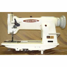Consew 226R 2 3000 SPM Needle Feed Walking Foot Industrial Sewing Machine