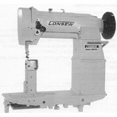 Consew 289R-1 Industrial Sewing Machine- High Speed Post Type