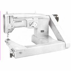 Consew 347R-1A Single Needle Feed-Off-The-Arm Cylinder Bed