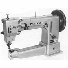 Consew 756R-2 Industrial Sewing Machine With Synchronized Binder