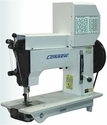 Consew Model 2040-DSM<p>Automotive Upholstery Decorative Zig-Zag  Stitch Machine: Extra Heavy Duty, Single Needle/Double Needle, Drop Feed Lockstitch Machine</p><p>  With: Seven Different Cams for Ornamental Stitching</p>COMPLETE