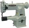 Consew Model 207<p>Heavy Duty, Single Needle, Cylinder Arm, Darning and Mending, Lockstick  Sewing Machine.</p><p>  With: Vertical Axis Rotary Hook, Cylinder Arm, Safety Balance Wheel, No Feeding Mechanism</p>COMPLETE