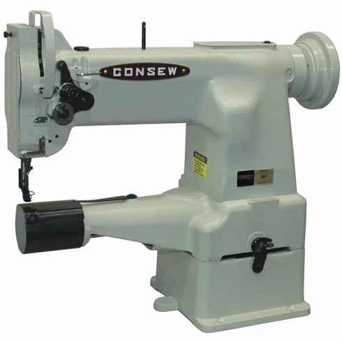 Consew Model 40 Cylinder Sewing Machine WwwAmericanSewing Beauteous Darning Sewing Machine