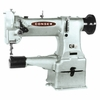 """Consew Model 227R-2<p>High Speed, 2 9/16"""" Cylinder Arm, Single Needle, Drop Feed, Needle Feed, Walking Foot, Alternating Presser Feet, Lockstich Sewing  Machine</p><p> With: Large Shuttle Hook and Bobbin, Walking Feet </p>"""