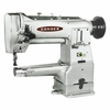Consew Model 277RB-1 <p> Heavy Duty, Narrow 46mm Cylinder Arm, Single Needle, Drop Feed, Needle Feed, Coumpound Feed, Alternating Presser Feet, Lockstitch Sewing  Machine</p><p> With: Centra-Lube Semi-Automatic Lubrication System, Horizontal Axis Rotary Hook, Reverse Feed, Large Hook Big Bobbin </p>
