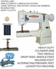 Consew Model 387RB-2 <p>Double Needle Cylinder Arm Walking Foot Sewing Machine Large Bobbins </p>With:  Centra-Lube, Semi-Automatic Lubrication System, Large Vertical Axis Rotart Hooks and Bobbins, Reverse Feed, Safety Clutch