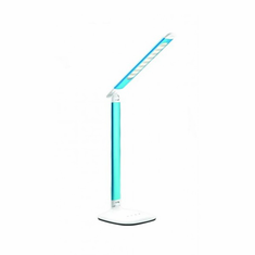 Daylight Smart Table Lamp D20 (Metallic Blue) <p> USB Compatible, dimmable to 5 setting, lightweight and portable!</p>