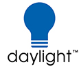 Daylight Table Desk and Floor Lamps