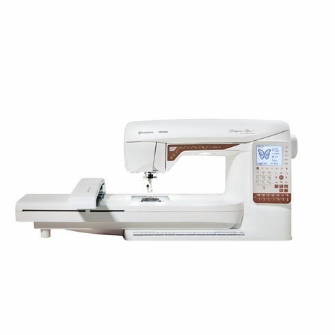 Husqvarna Viking DESIGNER Series TOPAZ 40 Sewing And Embroidery New Husqvarna Sewing Machine Sale