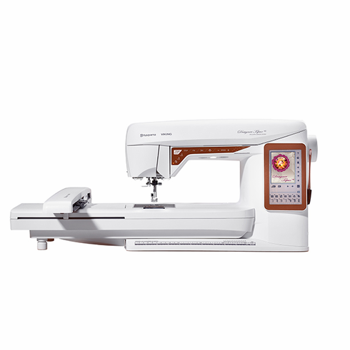 DESIGNER TOPAZ 40™ Sewing and Embroidery Machine