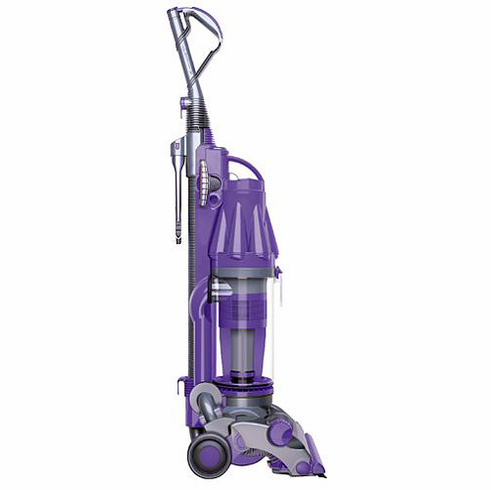 Dyson DC07 Lavender/Steel Refurbished Upright Vacuum Cleaner