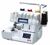 Elna 745  2/3/4/5 Thread 17 Stitch Overlock  Serger Machine SWISS DESIGN  <p><b><font color=RED><i>ELNA WINTER SALE GOING ON NOW!</font></b></p> <B>CALL FOR SPECIAL PRICING 800-522-8938!</B>