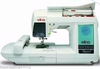 Elna 9020 Xquisit II Sewing/Embroidery Machine +Xpressive Embroidery Software