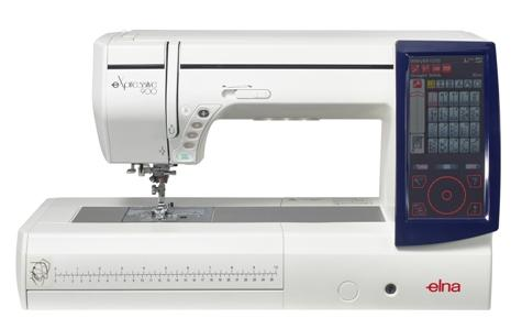Elna eXpressive 900  Sewing - Quilting & Embroidery Machine <p><b><i><font color=RED><i>CALL NOW FOR OUR BLACK FRIDAY PRICE</font></b></i></p> <B>CALL FOR SPECIAL PRICING 800-522-8938!</B>