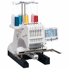 <h3>Embroidery Machines</h3>