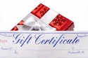 GIFT CERTIFICATE $1500