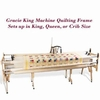 Gracie King Machine Quilting Frame
