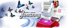 Happy Journey Commercial 7 Needle Embroidery Machine